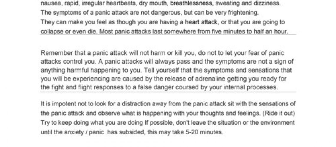 The-Key-to-overcoming-a-panic-attack